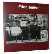 Lee Friedlander: 2006 Museum of Modern Art Calendar