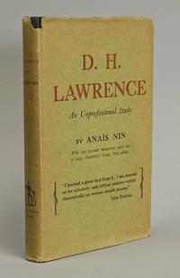 D.H. Lawrence. An Unprofessional Study