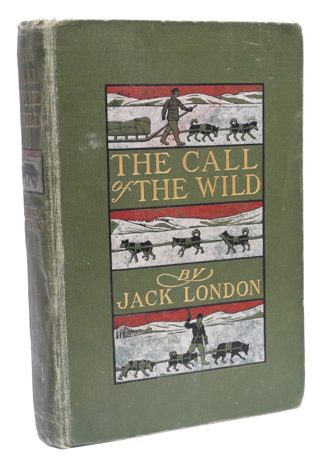 a summary of jack londons novel the call of the wild The novel showcases london's naturalistic style while a teacher's guide to the signet classic edition of jack london's the call of the wild 4.
