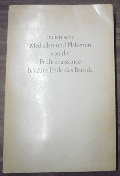 Hamburg, Germany: Hamburger Kunsthalle, 1966. Softcover. Good, clean, tight contents but with some g...