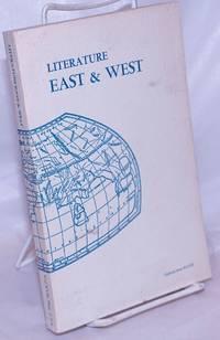 image of Literature East_West, 1973, Jun, Sep, Dec, Vol. 17, Nos. 2-4