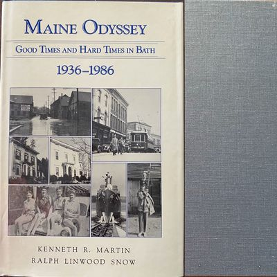 Bath, Maine: Patten Free Library, 1988. First Edition. Cloth. Fine/fine. First edition. 8vo; vii, , ...