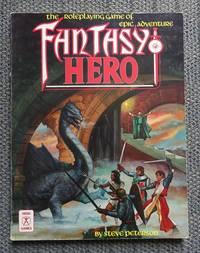 image of FANTASY HERO COMPANION II.  A SOURCEBOOK FOR FANTASY HERO.  #506.