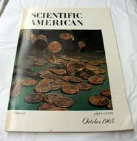 Scientific American October 1965