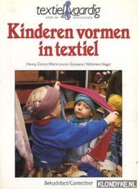 Kinderen vormen in textiel