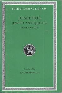 Jewish Antiquities__Books XII-XIII