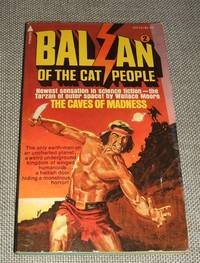 image of Balzan of the Cat People # 2 The Caves of Madness