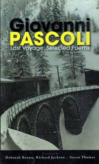 Last Voyage: Selected Poems