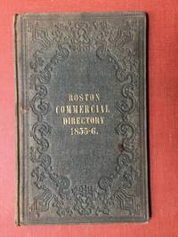 Boston Commercial Directory 1855-56