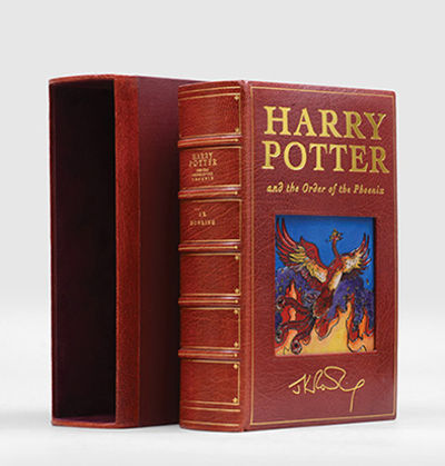 harry potter and the order of the phoenix by rowling j k 2003. Black Bedroom Furniture Sets. Home Design Ideas