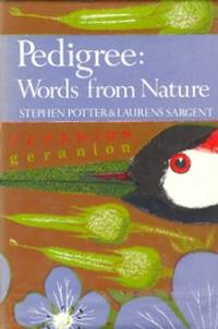 Pedigree. Essays on the Etymology of Words from Nature