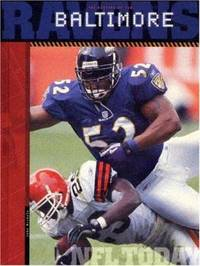 image of The History of the Baltimore Ravens (NFL Today) (NFL Today (Creative Education Hardcover))