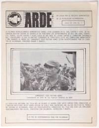 ARDE: En lucha por el rescate democratico de la revolucion Nicaraguense... No. 1 (Junio 1985)