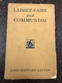 image of LAISSEZ-FAIRE AND COMMUNISM