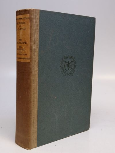 New York: Scribner, 1927. Limited. hardcover. very good(-). 28 volumes, frontispieces, Well's portra...