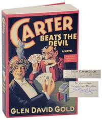 image of Carter Beats The Devil (Signed)