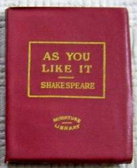As You Like It ( Little Leather Library, Red Miniature Library )
