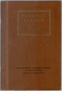 image of (Trade catalog): Potomac Velour: An Unusual Cover for Unusual Effects