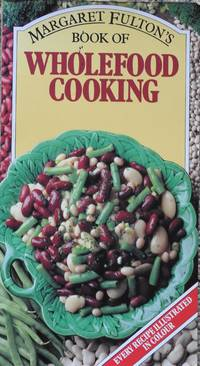 image of Book of Wholefood Cooking