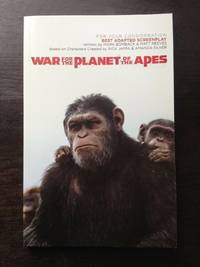 image of WAR FOR THE PLANET OF THE APES SCREENPLAY