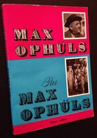 Max Ophuls Par Max Ophuls