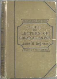 Edgar Allan Poe : His Life, Letters, and Opinions (Minerva Library of Famous Books)