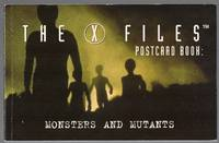image of Unexplained Phenomena the X-Files Postcard Book 1997 First Printing