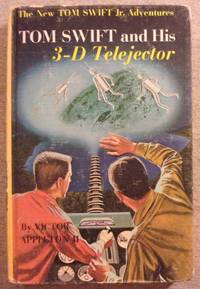 Tom Swift and His 3-D Telejector by Appleton, Victor II - 1964
