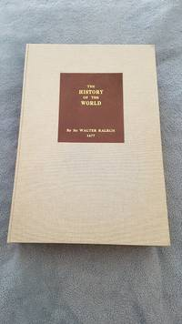 The History of the World, in Five Books by Sir Walter Ralegh - Hardcover - 1677 - 1677 - from Morning Blue (SKU: MB 2)