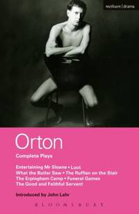 image of The complete plays [of] Joe Orton (A Methuen paperback)