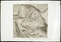 Thebes. Byban el Molouk. Plan Topographique de l'Extremite de la Vallee des Tombeaux des Rois.