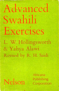 Advanced Swahili Exercises