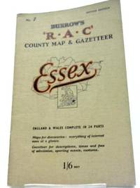The R.A.C. County Road Map and Gazeteer - Essex No. 7
