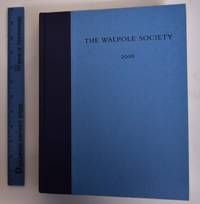 68th Volume of the Walpole Society, 2006