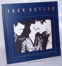 image of Jack Butler: Works from 1978-1988