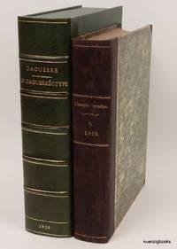 Le Daguerreotype IN Comptes Rendus Des Seances De L'Academie Des Sciences... Volume 9, July...