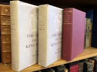 THE HISTORY OF THE KING'S WORKS [THREE VOLUMES]
