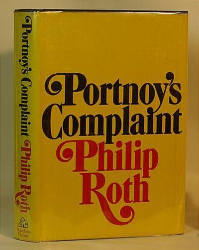 New York: Random House, 1969. First Edition. First printing A very near fine in dark blue cloth cove...