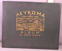 Album du Mont-Athos.