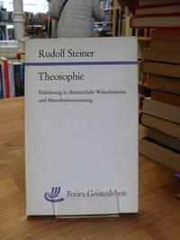 image of Theosophie - Einführung in übersinnliche Welterkenntnis und Menschenbestimmung,