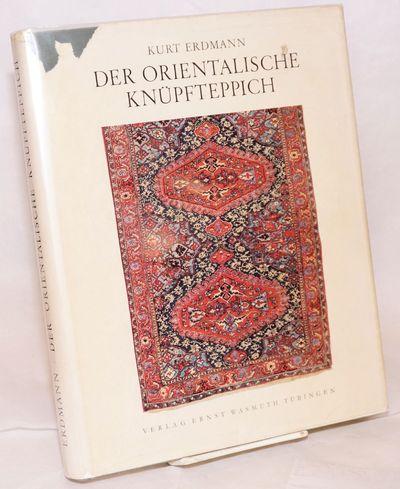 Tubingen: Verlag Ernst Wasmuth, 1965. 79p. + 179 B&W photo plates, 8 plates in color; 8.75x11 inches...
