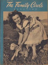 The Family Circle.  Marilyn Monroe as Norma Jean Dougherty on Cover