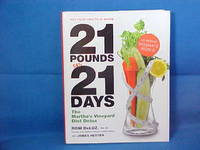 21 Pounds in 21 Days the Martha's Vineyard Diet Detox