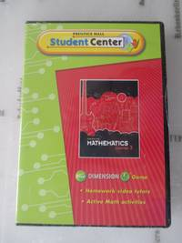 MIDDLE GRADES MATH 2010 STUDENT CENTER CD-ROM COURSE 3