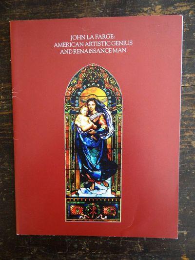Newport, Rhode Island: William Vareika Fine Arts Ltd, 2009. Softcover. VG. Maroon illus. stapled wra...