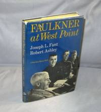 image of Faulkner at West Point.