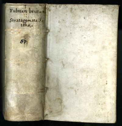 Basel: Conrad Waldkirch, 1603. Early Edition. Hardcover (Vellum). Very Good Condition. Two volumes i...