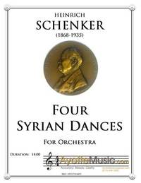 Syrian Dances for Orchestra