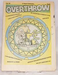 image of Overthrow: A Yippie Publication. Vol. 9, no. 2 (Fall 1987)