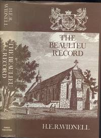 image of The Beaulieu Record